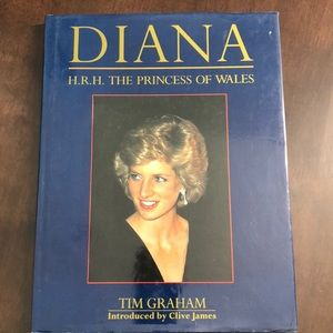 Diana H.R.H. The Princess of Wales by Tim Graham